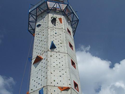 Klettern 1000m üNN - Schneekpof